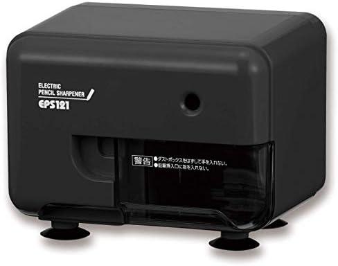 アスカ Asmix 電動シャープナー ブラック EPS121BK ×5 セット
