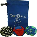 Dirtbag All Star 3 Pack - Red/Blue w/Blue Pouch