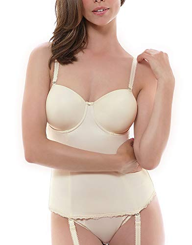Fantasie Women's Ella Basque, Ivory 30G ()