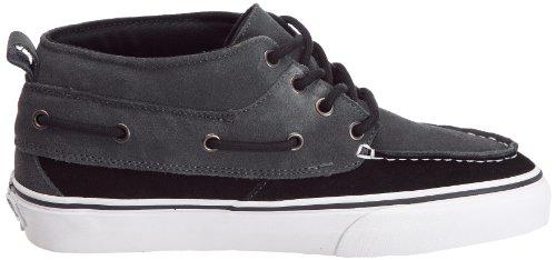 Vans U Chukka Del Barco, Unisex - Erwachsene Sneaker Grau (Dark Shadow /Black)