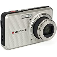 AGFAPHOTO Optima 145 SL 14 MP Digital Camera with 5x Optical Zoom, Silver