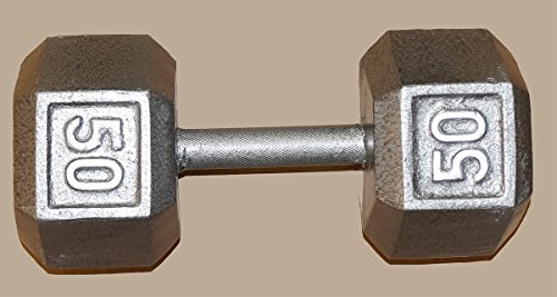 Hex Dumbell - 50lb