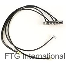HP xw8600 Cables with Front IO Panel Assembly 390373-003