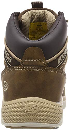 Uomo Alto Sneaker cafe Marrone 320 A 43lr004 Dockers By Collo Gerli gwqq6Y0