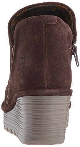 Suede Women's Boot Yip Espresso London Oil FLY nxCwP0fqH