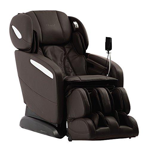 OSAKI OS-PRO MAXIM Zero Gravity Massage Chair, Brown