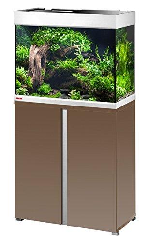 Eheim Proxima 175 en Moca Acuario Completo con armario y iluminación: Amazon.es: Productos para mascotas