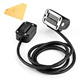 Godox EC200 Extender Flash Head with 2M Cable Portable Off-Camera Light Lamp for Godox AD200 Flash Strobe Speedlite Monolight,Can be Mounted on SLR Hot Shoe/Camera Tripod/1/4 Screw Mount
