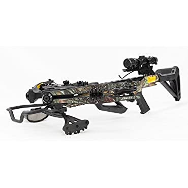 Bruin Outdoors Ambush 345 Crossbow Package Camo