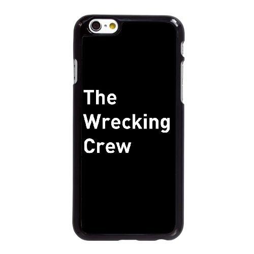 R0T77 Le Wrecking Crew Haute Résolution Affiche M3R2IO coque iPhone 6 4.7 pouces Cas de couverture de téléphone portable coque noire KJ1YQF5TG