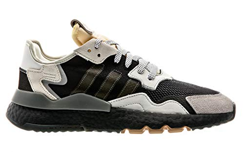 Jogger carbon 10 Black White Core Originals Nite footwear Adidas HqwEzFE