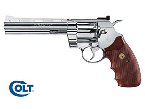 Chrome Revolver - 6