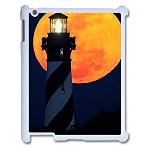 ZHANG iPad 2,3,4 White & Black Lighthouse Between Oceans cover with One Direction