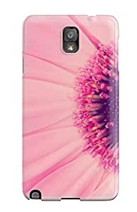 Series Skin Case Cover For Galaxy Note 3(artistic Pink Gerbera Daisy )