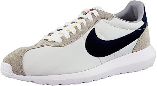 Nike Roshe Ld-1000 Qs, Zapatillas De Running para Hombre, Gris, Talla Plateado / Negro / Gris (Pr Pltnm / Obsdn-Wlf Gry-Sfty Or)