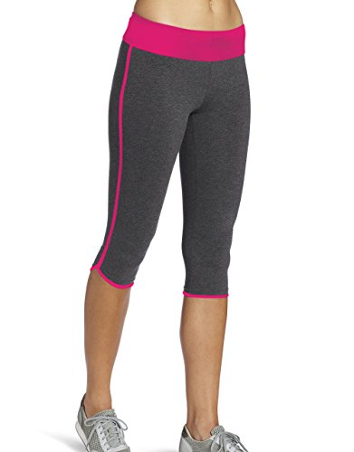 ABUSA Women s Athletic Fitness Sports Yoga Pants Small Grey