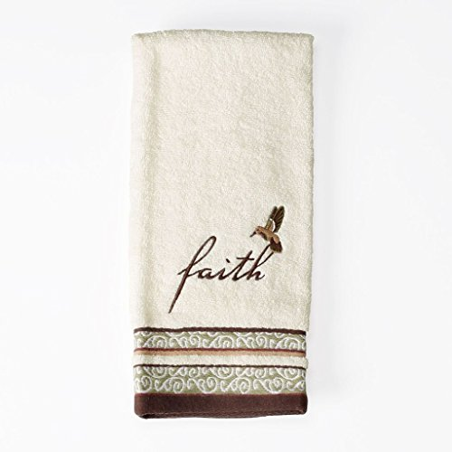 Cream Hand Towels - 7