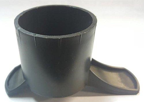 Brass Eagle 7oz Butt Plate - Black
