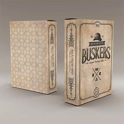 Amazon.com: Músicos callejeros Vintage juego de cartas por ...