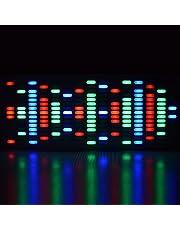 Zwbfu DIY LED Digital Music Spectrum Display Kit Module