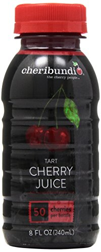 Cheribundi Tart Cherry Juice, 8 Ounce (Pack of 12)