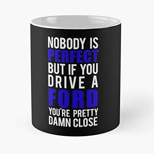 (Ford Falcon Fiesta Focus Escort - Best Gift Coffee Mugs 11 Oz Father Day)