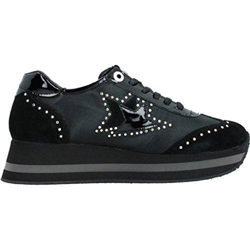 Calzado deportivo para mujer, color Negro , marca CETTI, modelo Calzado Deportivo Para Mujer CETTI C1120 Negro Negro