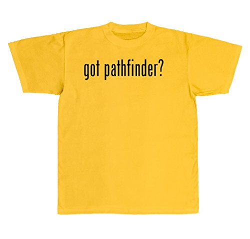 got-pathfinder-new-adult-mens-t-shirt-yellow-xxx-large