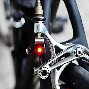 Linterna de la Bicicleta Sunhongchao Mini luz de la Bici del Freno ...