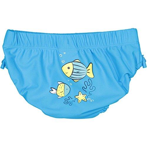 Polarn O. Pyret Aquarium ECO Swim Brief (Baby) - 1-2 Years/Capri