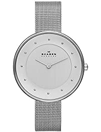 Women's SKW2140 Gitte Stainless Steel Mesh Watch