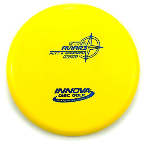 Innova Star Aviar3 Putt & Approach Golf Disc [Colors may vary] - 173-175g - Innova Golf Tee
