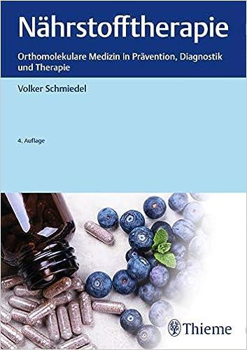 Buch: Nährstofftherapie