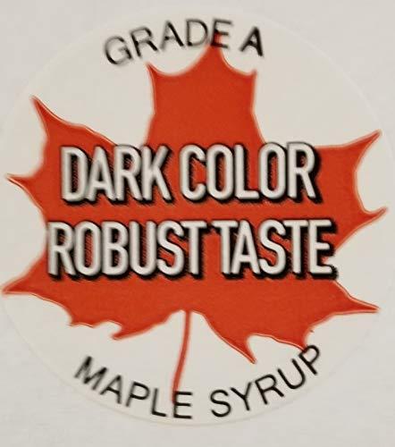 Frost Ridge Maple Farm, Organic Maple Syrup, Grade A, Gallon (128 FL Oz), Dark Robust (formerly Grade B) by Frost Ridge Maple (Image #6)
