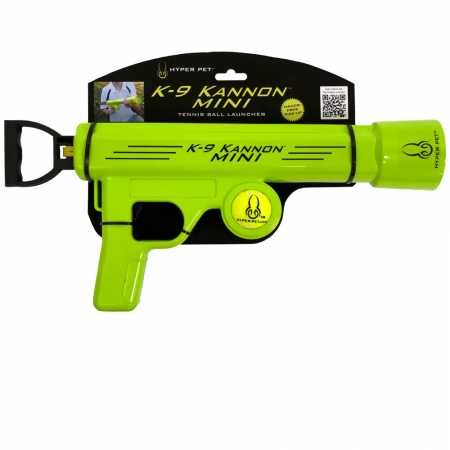 Hyper Pet K-9 Kannon Mini Ball Launcher Dog Toy