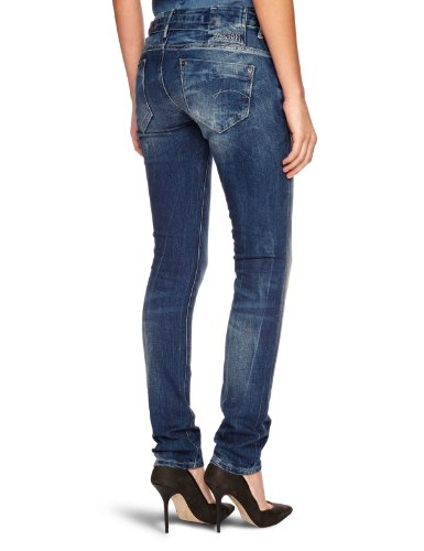 4631 G Aged G 071 Jeans medium star star Donna Blu Da qc64xaHwzq