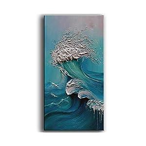 41MOBk5Gr0L._SS300_ Beach Paintings & Coastal Paintings