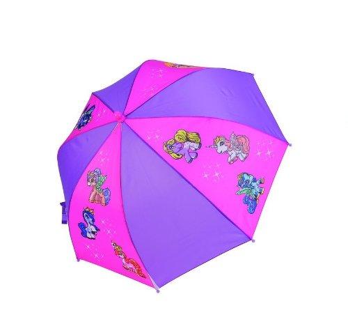 Pantalla Filly caballo – Niños Pantalla Niños Stock pantalla paraguas – Unicornio Magic niña Caballos,