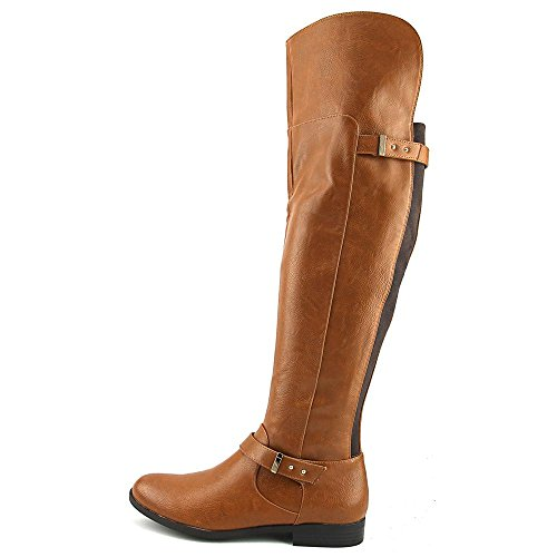 Riding Knee Daphne Bread Womens Toe Closed Boots Bar III Over Banana HxYpqwE0O