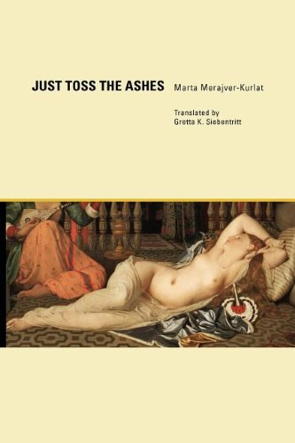 Book: Just Toss the Ashes by Marta Merajver-Kurlat