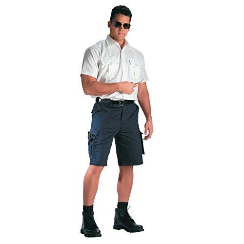 Rothco Emt Short - Navy Blue, Medium