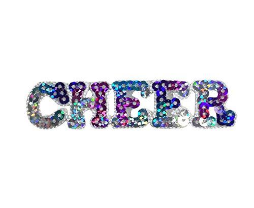 Cheer - Multicolor Sequin Hologram - 3
