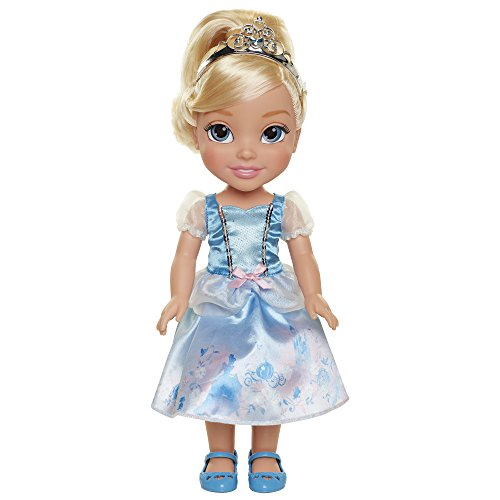 Toddler Doll Cinderella (Disney Princess Explore Your World Cinderella Doll Large Toddler)