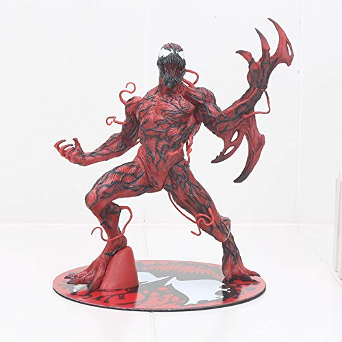 VIET STAR The Figure Toy The Amazing Venom Carnage Figure Artfx 1/10 Scale Statue Brinquedos- Complete Series Merchandise - Legends Gifts Movies Comic Toys Collection