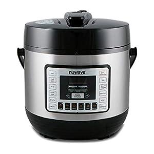 Nu Wave 33101 Nutri-Pot Pressure Cooker, 6 quart, Black 7