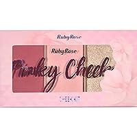 Mini Kit Blush Pink Cheeks Ruby Rose - 3 Cores - Cor 1