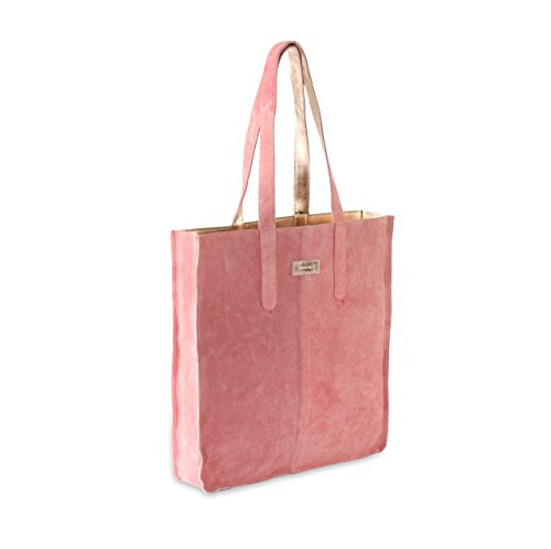 Lb32 Peltro Mano Donna Grigio A Borsa Gold Rose Hydestyle PqWdHzq