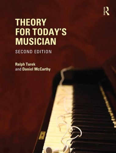 Theory For Today's Musician, Second Edition (Textbook And Workbook Package)