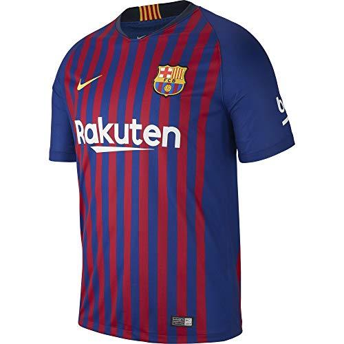 Nike 2018-2019 Barcelona Home Football Shirt