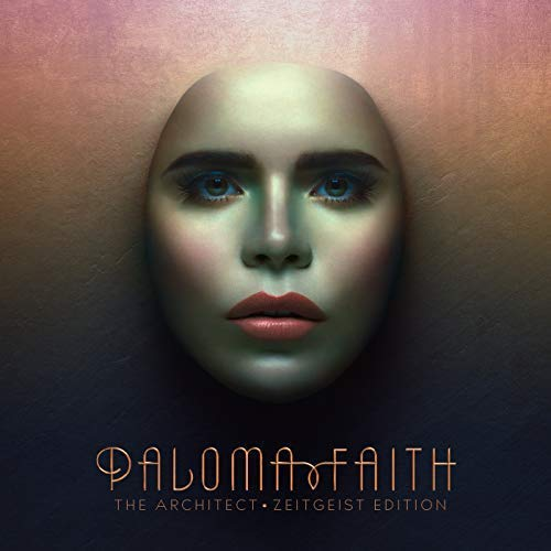 CD : Paloma Faith - Architect: Zeitgeist Edition (United Kingdom - Import)